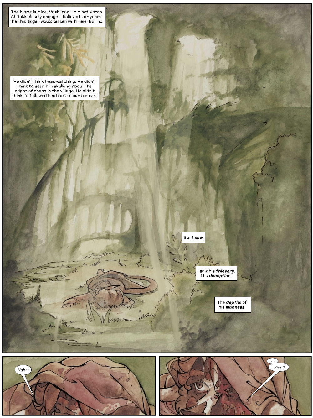 Interlude Two: Page 1