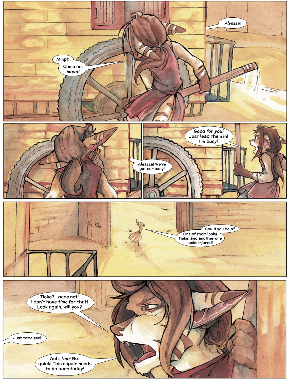 Chapter Three: Page 2