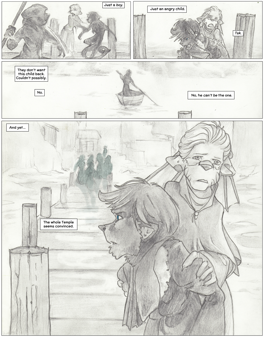 Chapter Three: Jamet's Story: Page 2