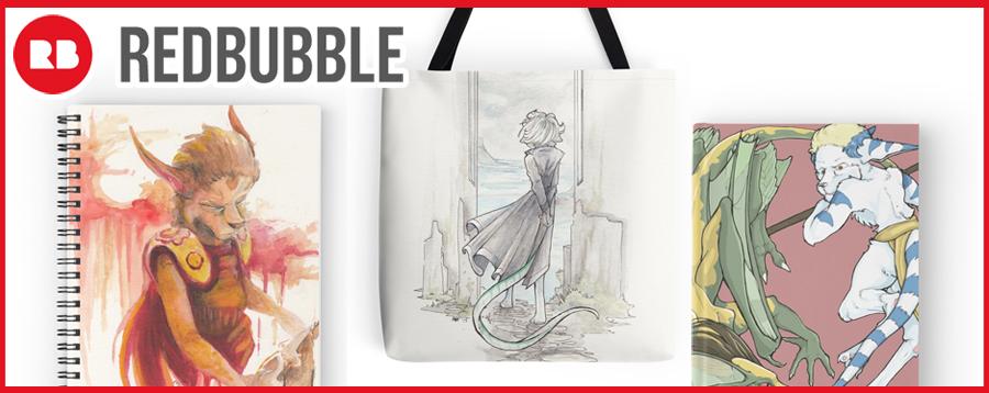 Prints, Shirts, and more at Redbubble