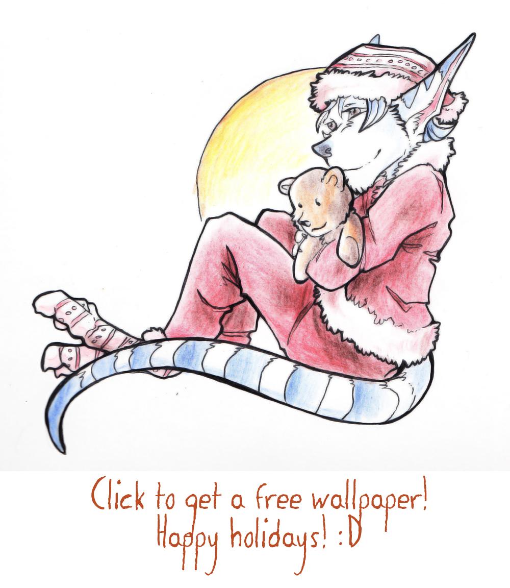 Filler Art: Happy Holidays!