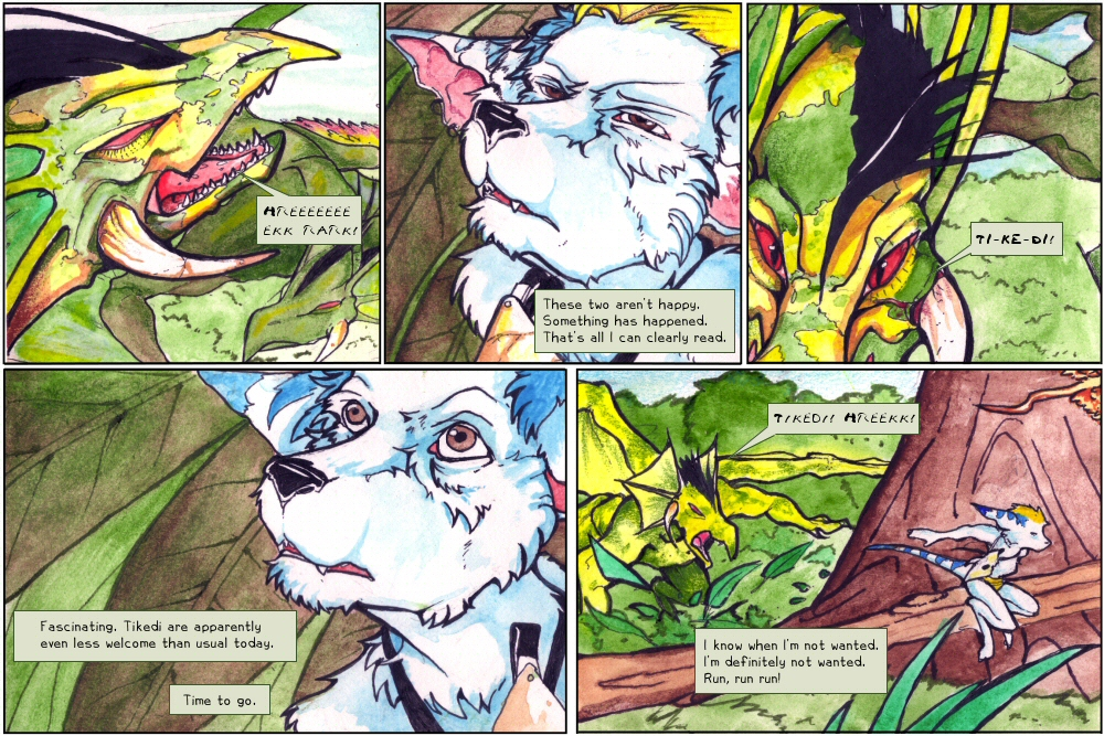 Chapter One: Page 3