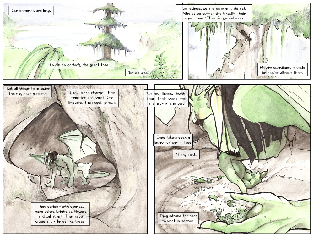 Interlude One: Page 1