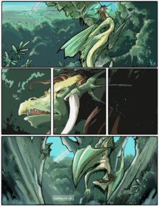 Renn'tekk's Story: Page 01