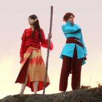 So We Begin – Koro and Eika by TimmCosplay & KallySavoy@DeviantArt)
