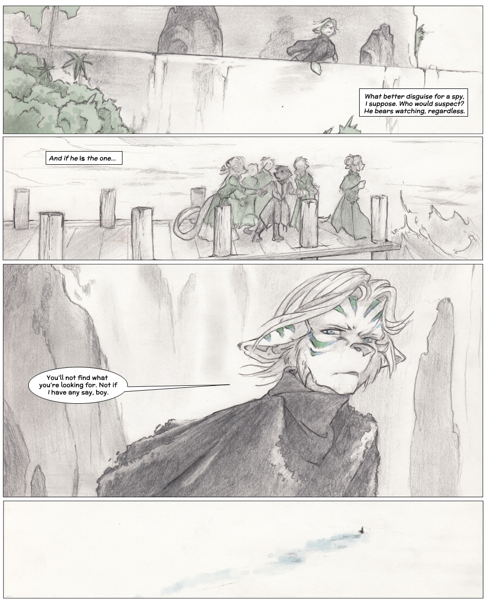 Chapter Three: Jamet's Story: Page 3