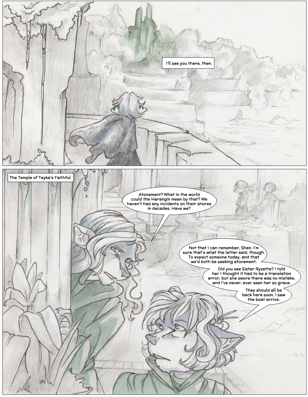 Chapter Three: Jamet's Story: Page 4