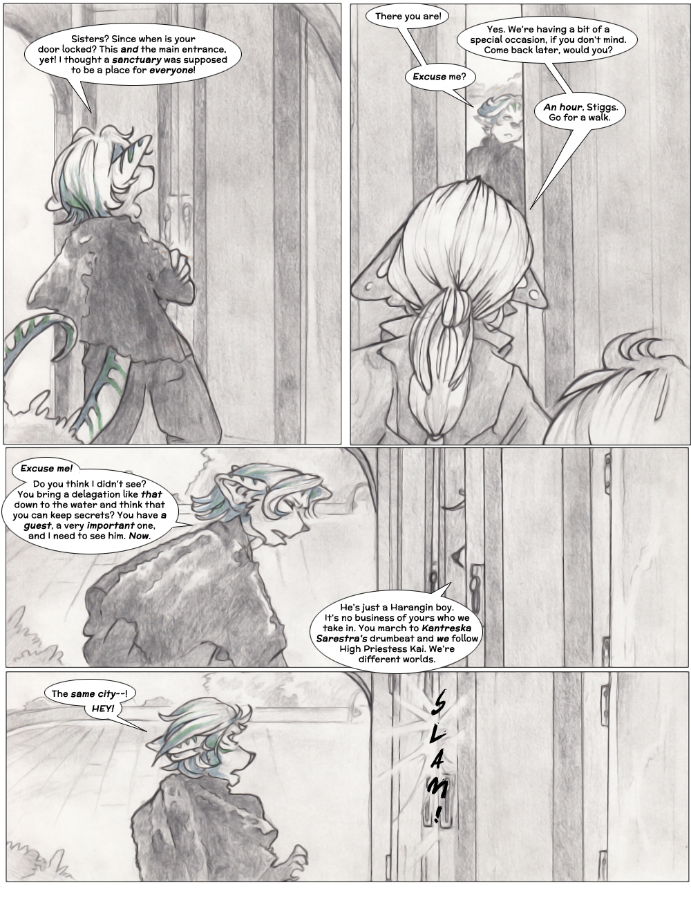 Chapter Three: Jamet's Story: Page 7