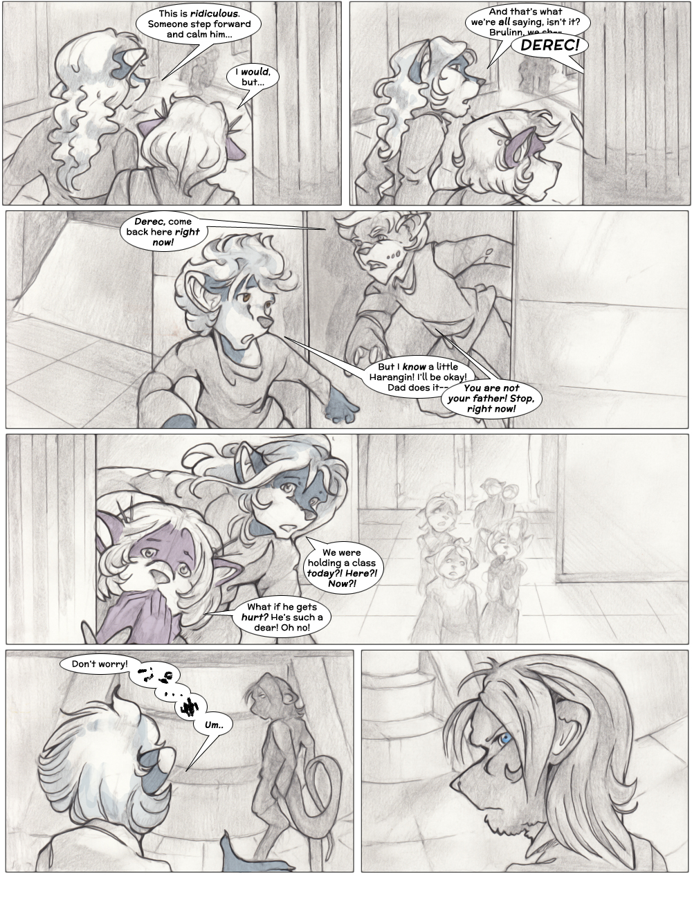 Chapter Three: Jamet's Story: Page 8