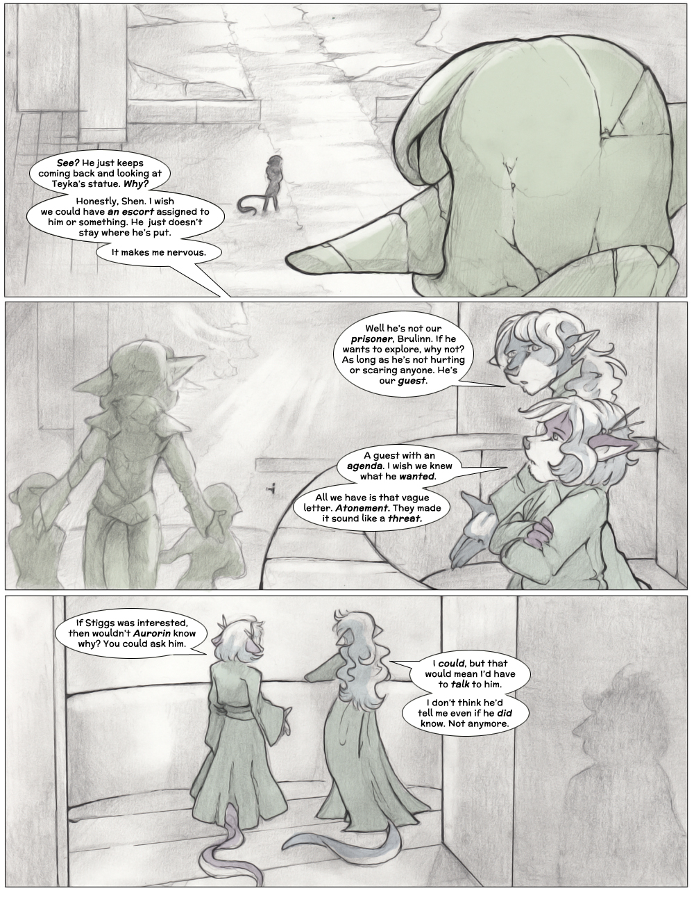 Chapter Three: Jamet's Story: Page 10