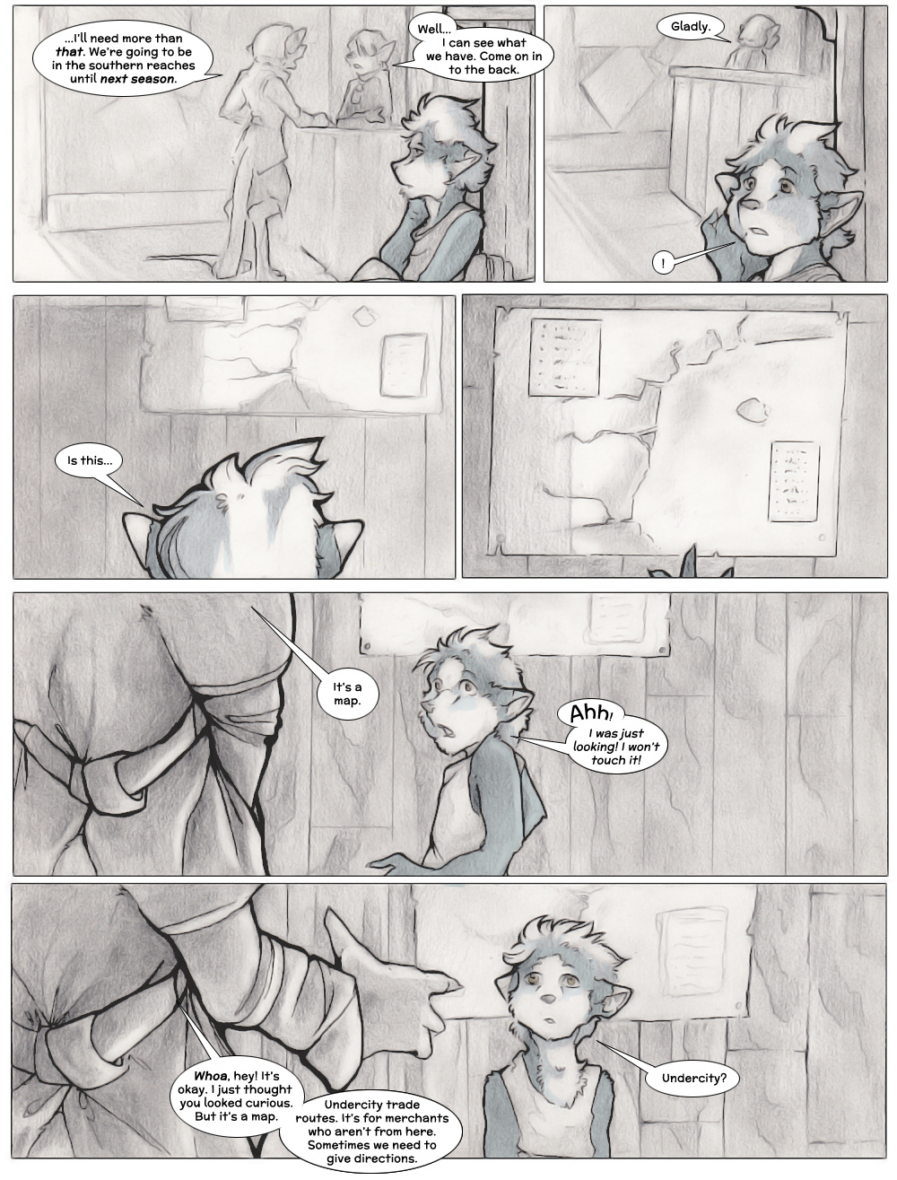 Chapter Three: Jamet's Story: Page 21