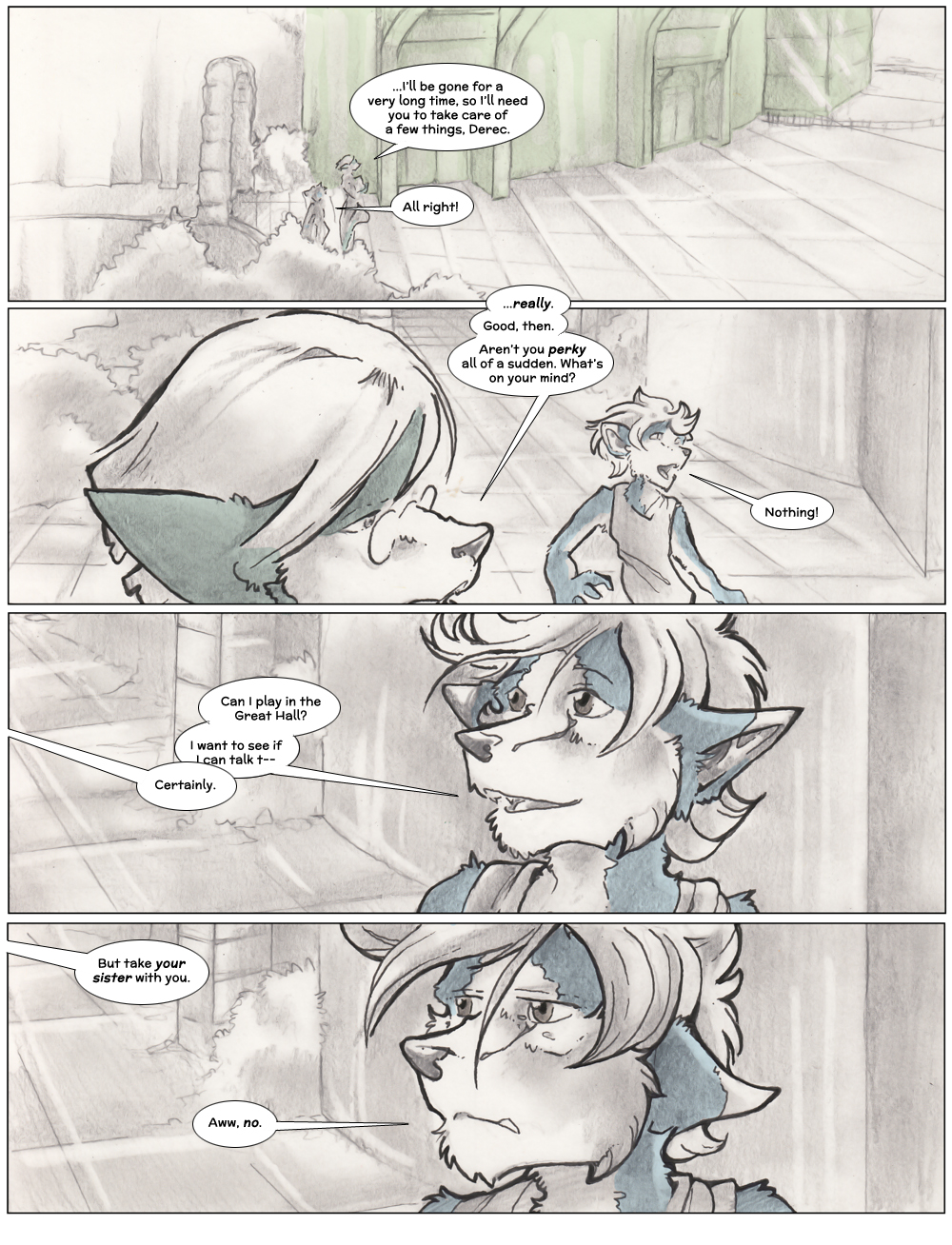 Chapter Three: Jamet's Story: Page 27