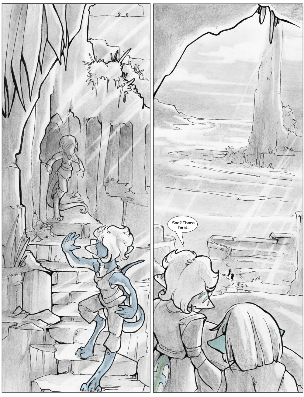 Chapter Three: Jamet's Story: Page 41