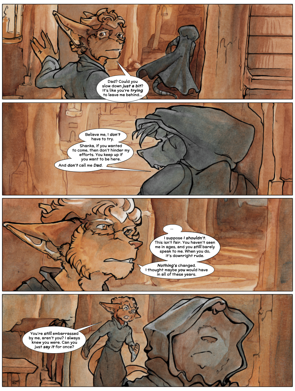 Chapter Three: Jahrd's Story: Page 43