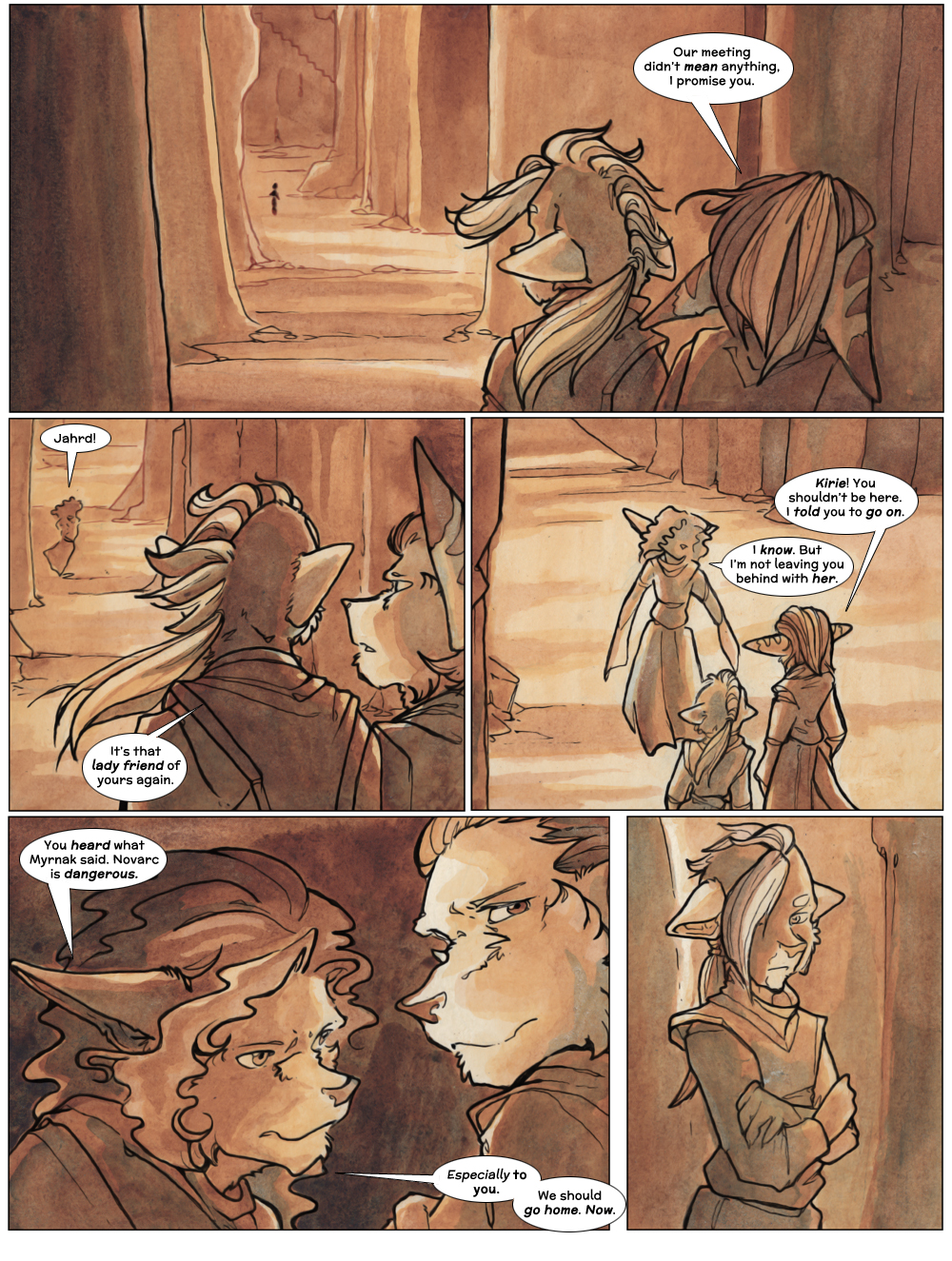 Chapter Three: Jahrd's Story: Page 51