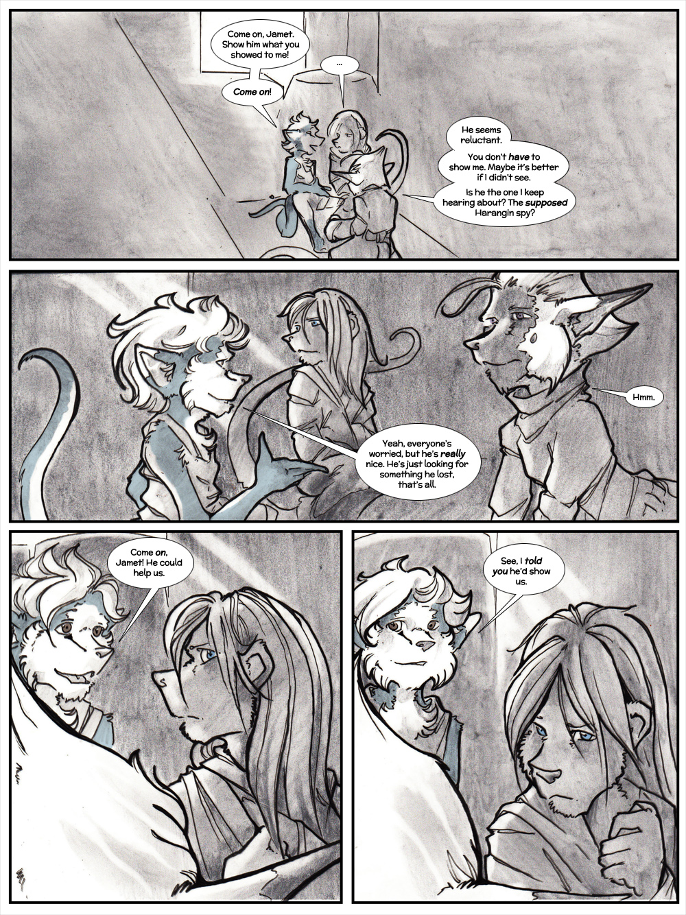 Chapter Three: Jamet's Story: Page 59