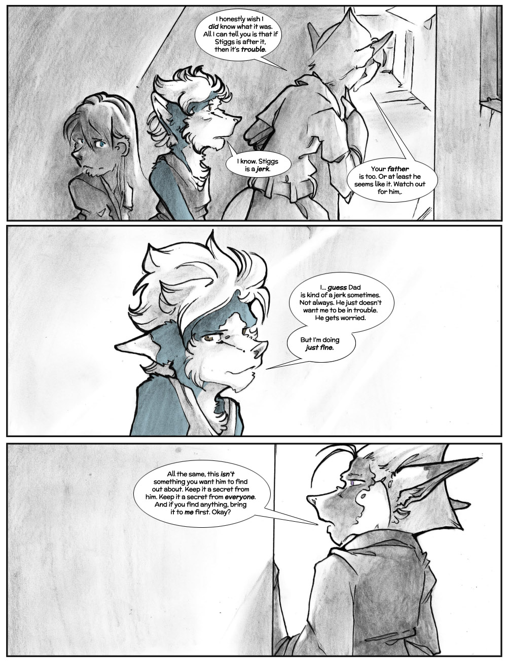 Chapter Three: Jamet's Story: Page 62