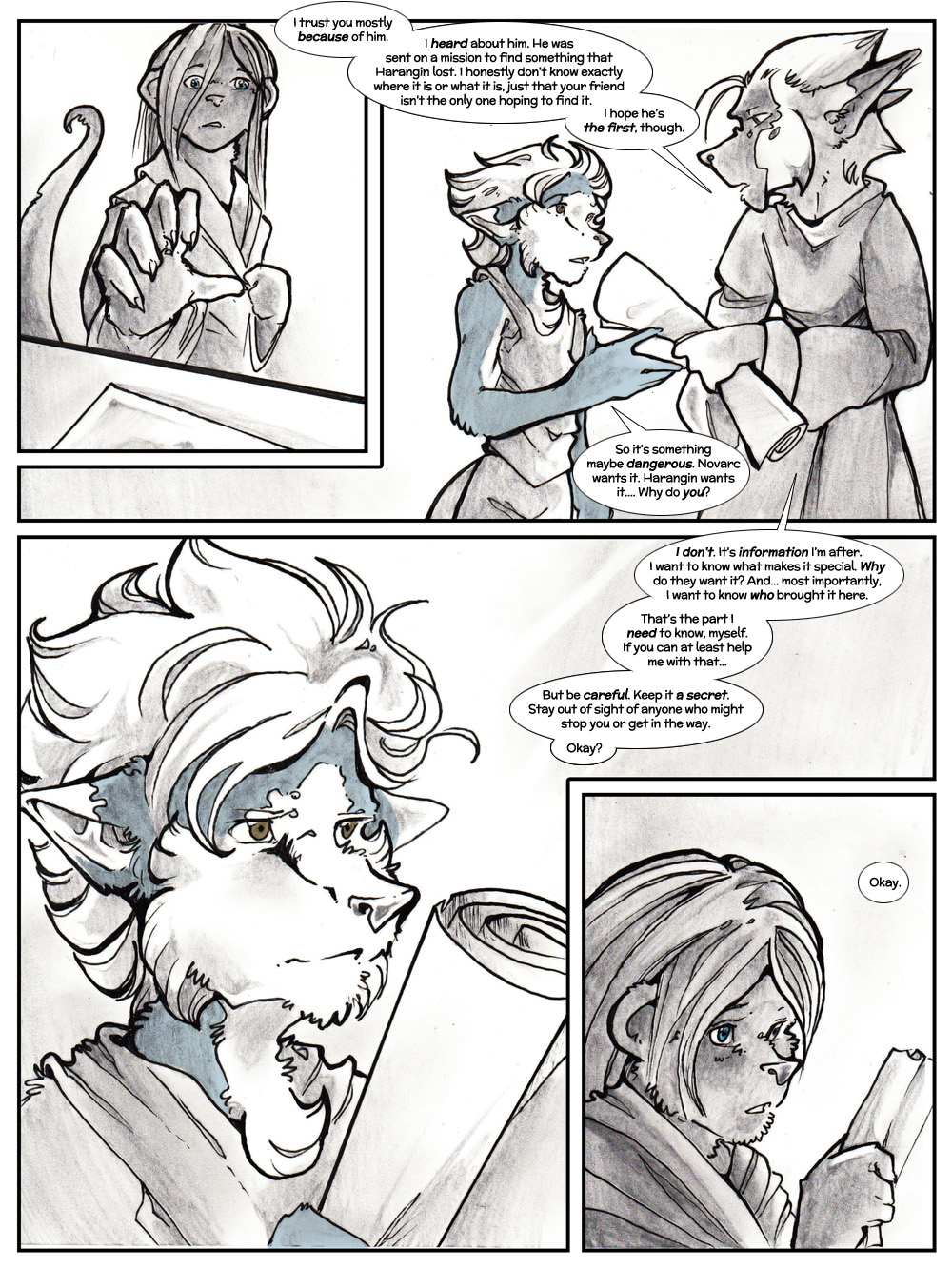 Chapter Three: Jamet's Story: Page 65