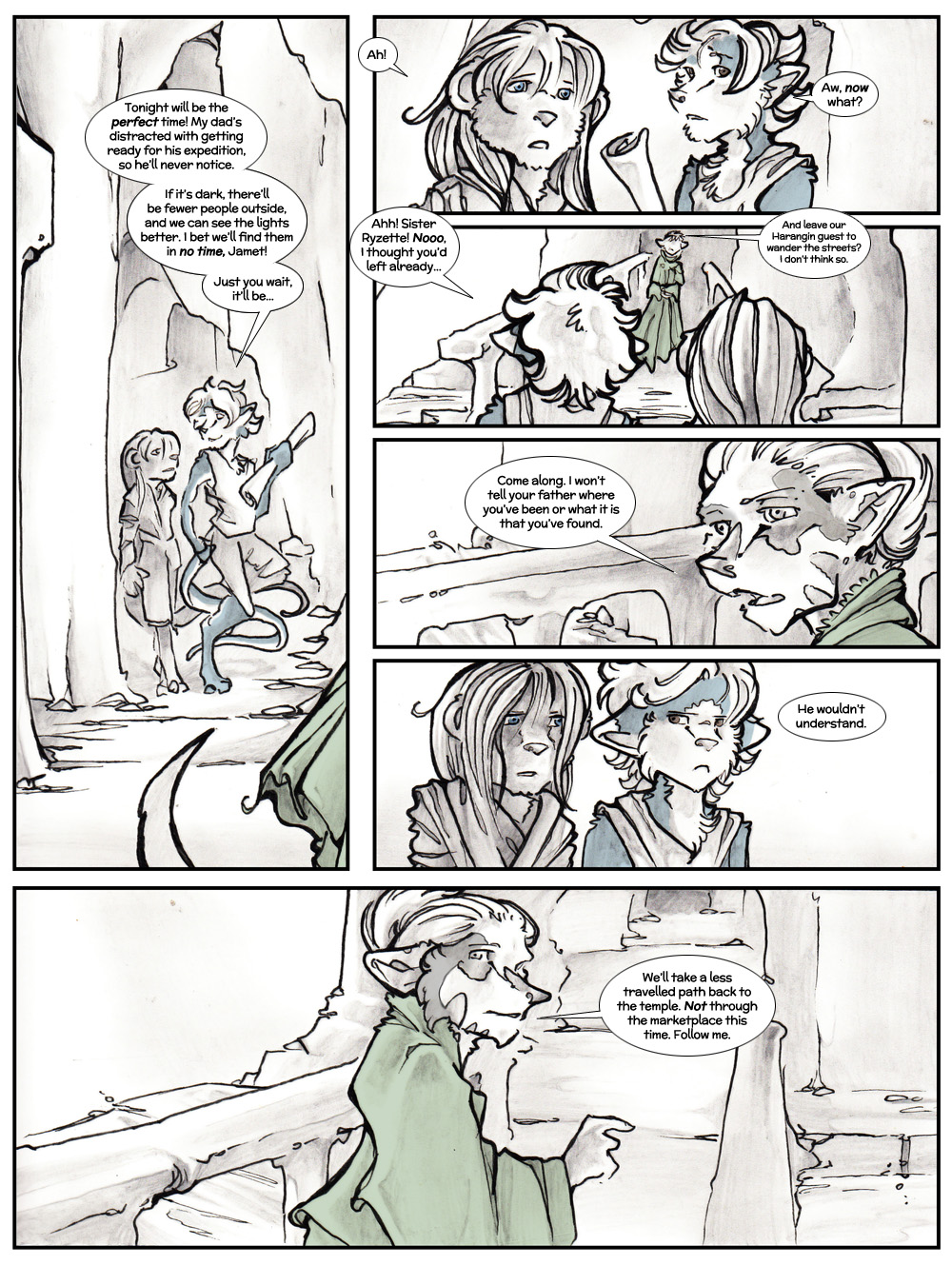 Chapter Three: Jamet's Story: Page 68