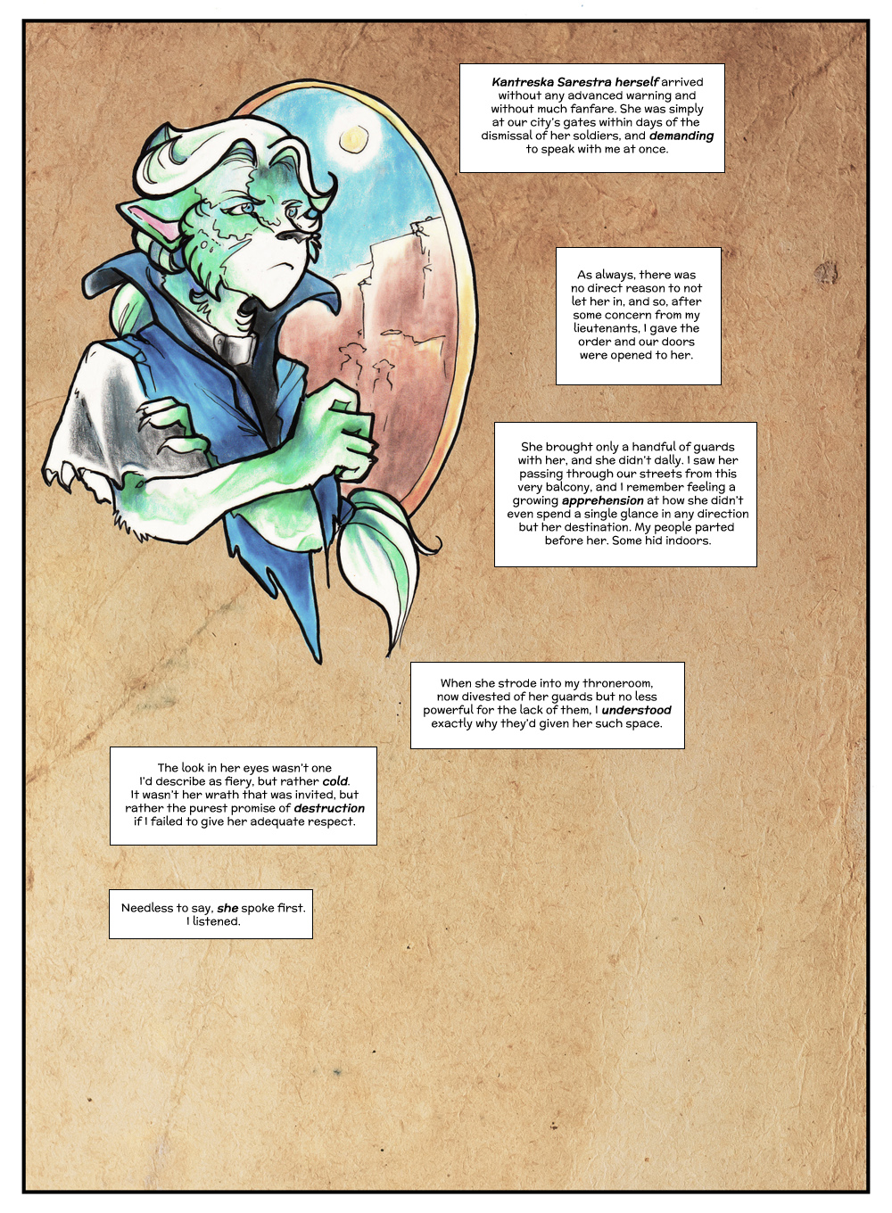 Chapter Three: Jahrd's Story: Page 83