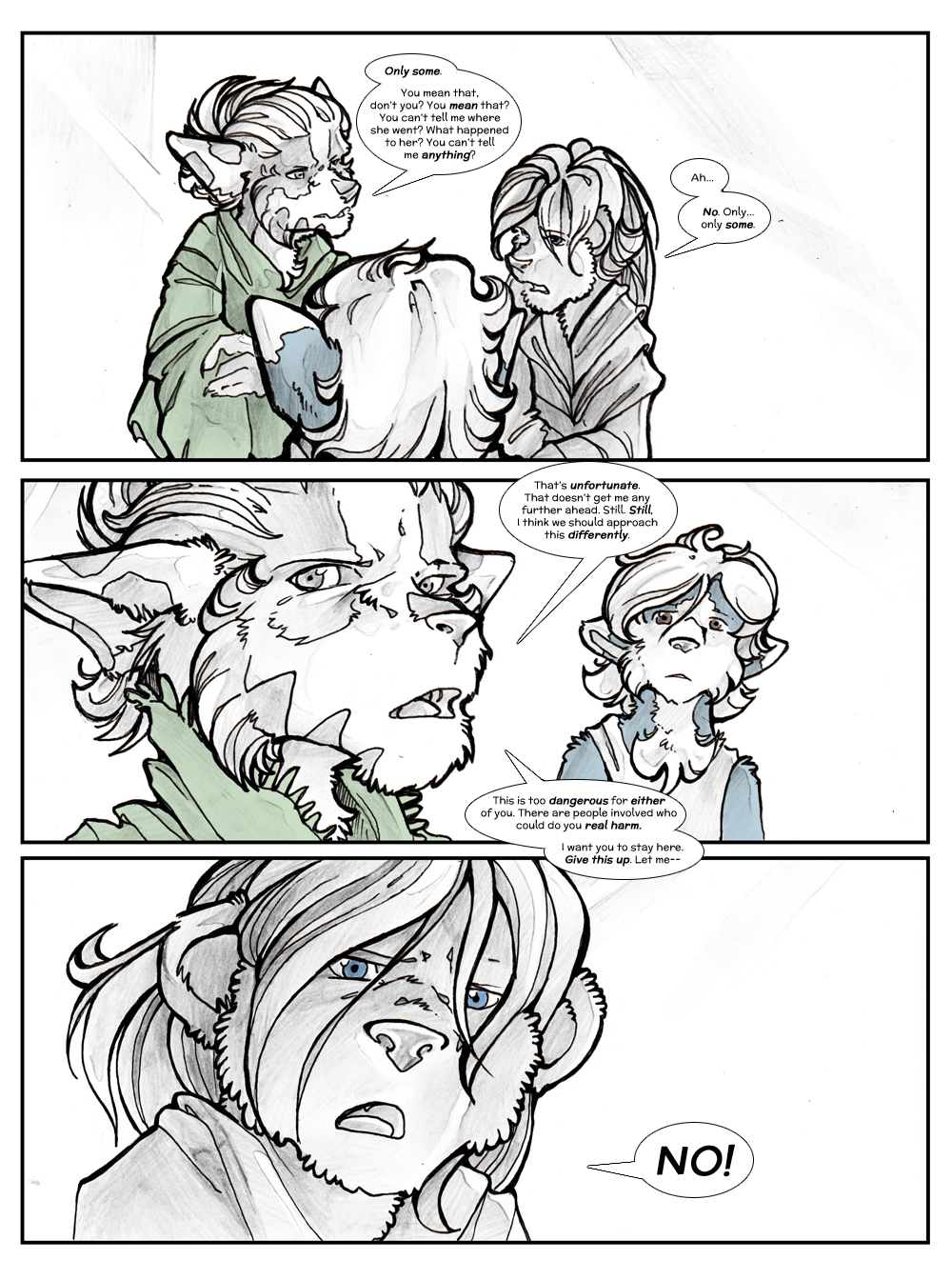 Chapter Three: Jamet's Story: Page 88