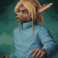 Young Jacind by Irbeus
