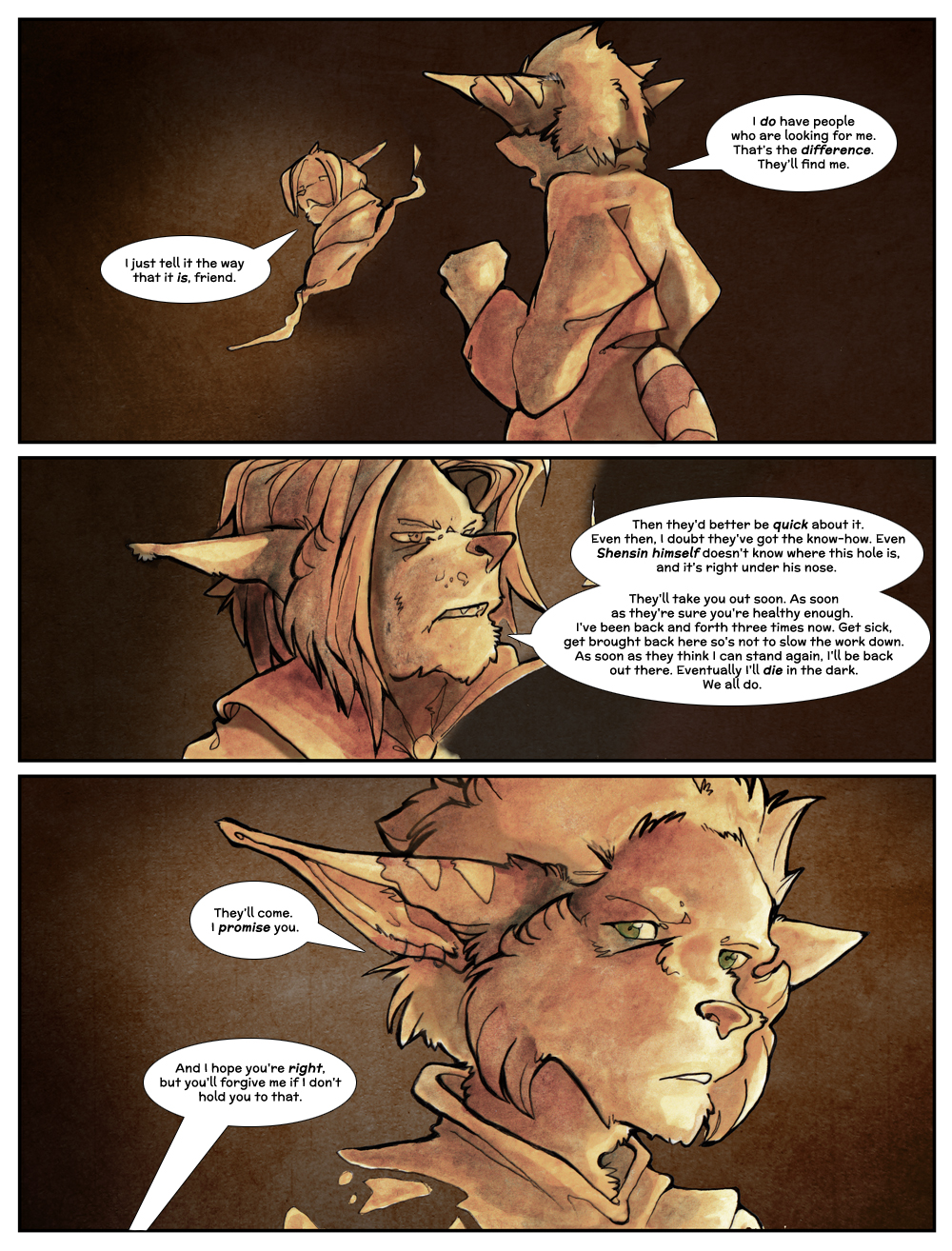 Chapter Three: Jahrd's Story: Page 96