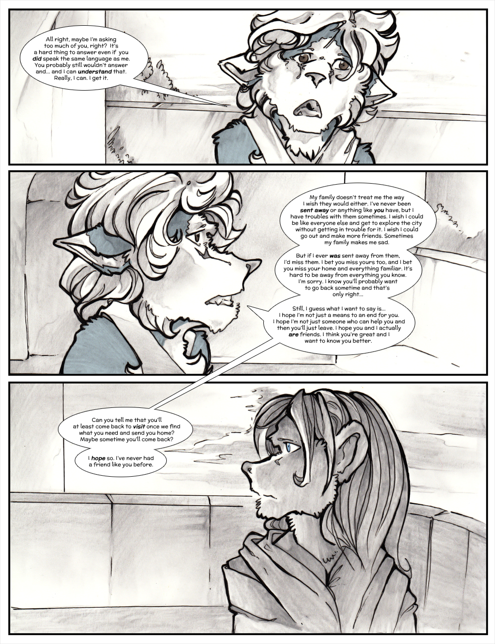 Chapter Three: Jamet's Story: Page 93
