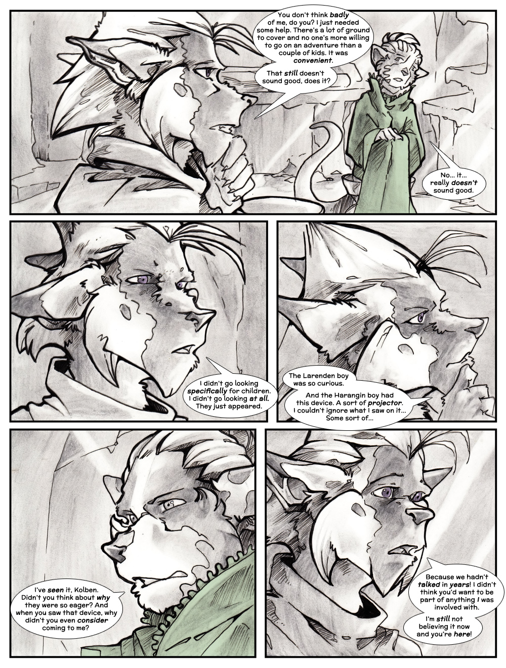 Chapter Three: Jamet's Story: Page 102