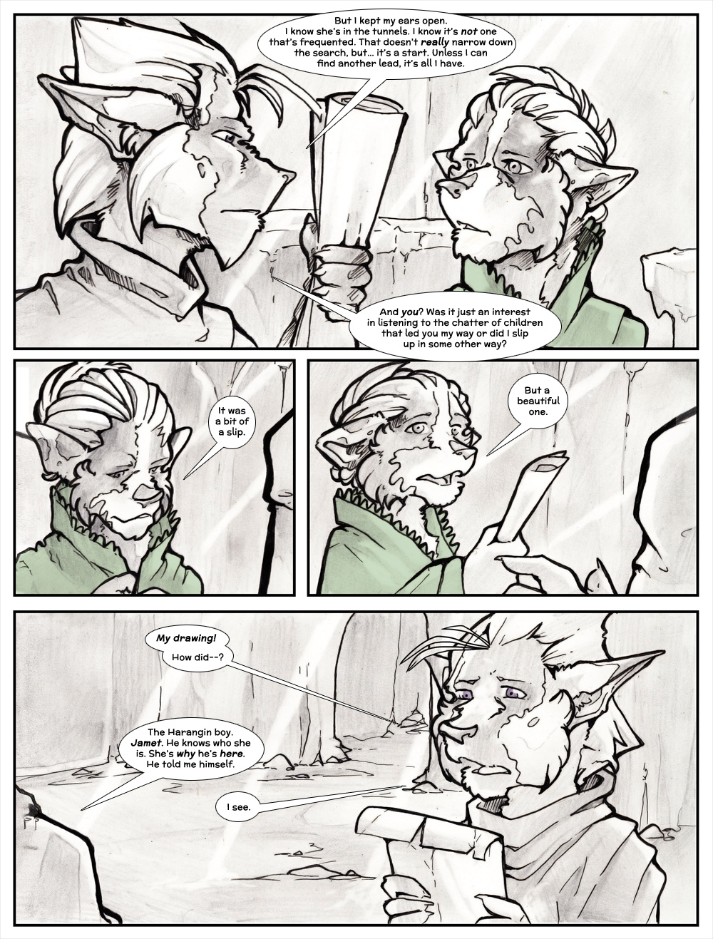 Chapter Three: Jamet's Story: Page 106