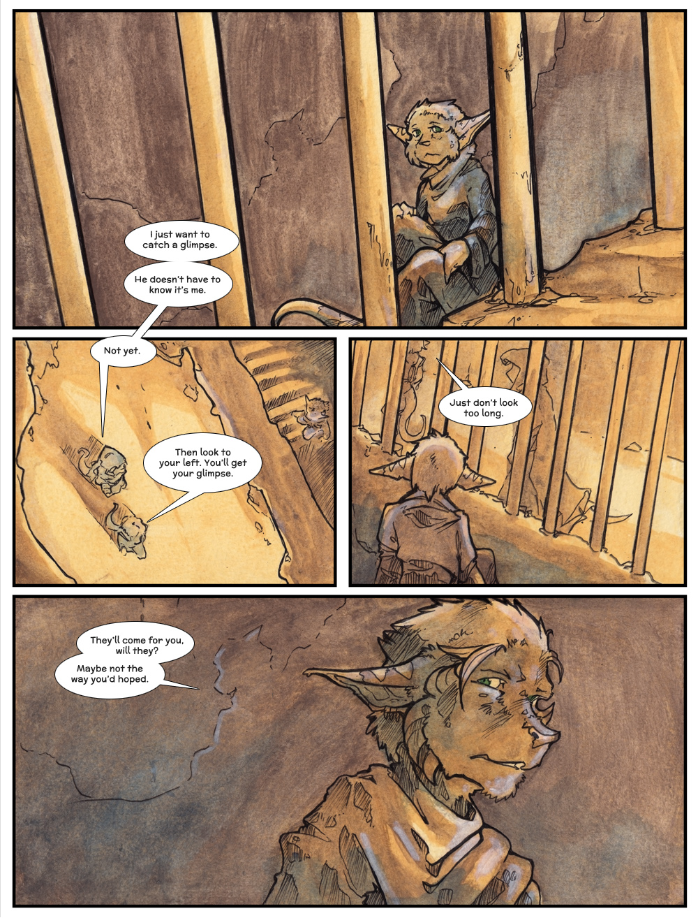 Chapter Three: Jahrd's Story: Page 108