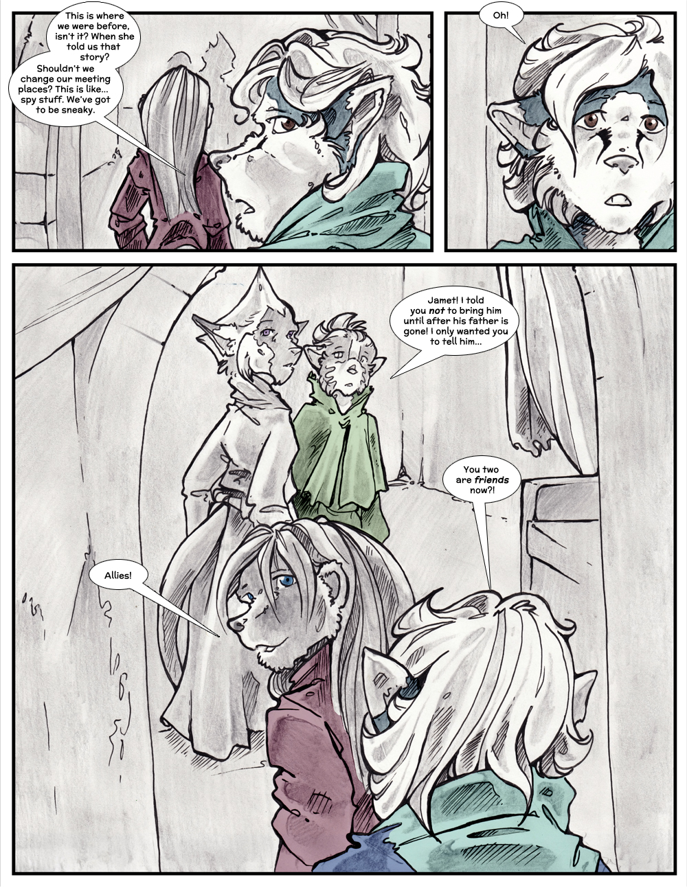 Chapter Three: Jamet's Story: Page 114