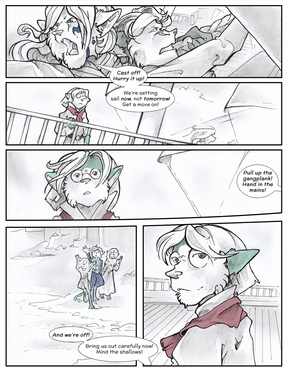 Chapter Three: Jamet's Story: Page 122