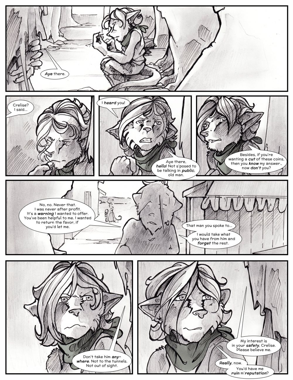 Chapter Three: Jamet's Story: Page 119
