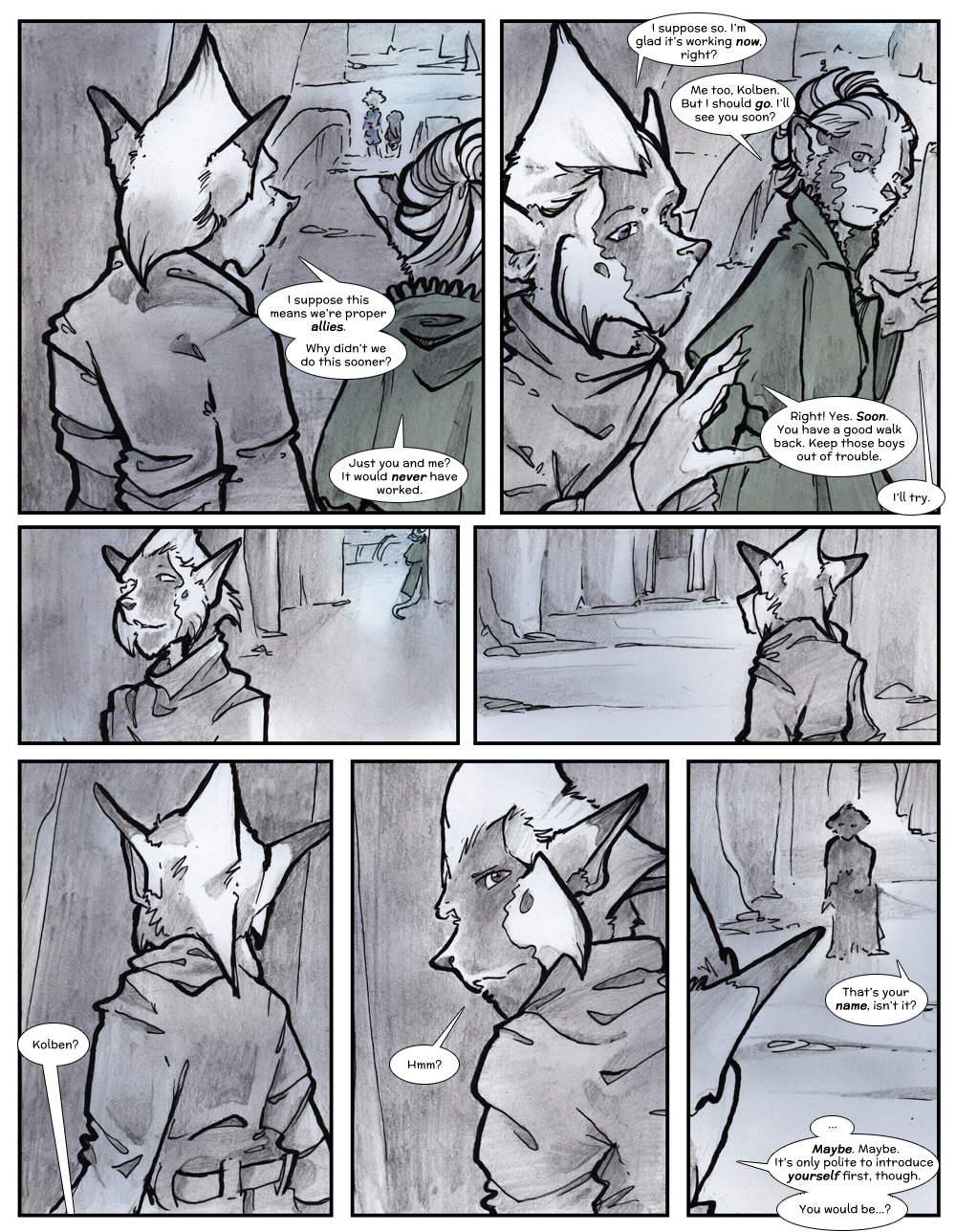 Chapter Three: Jamet's Story: Page 133