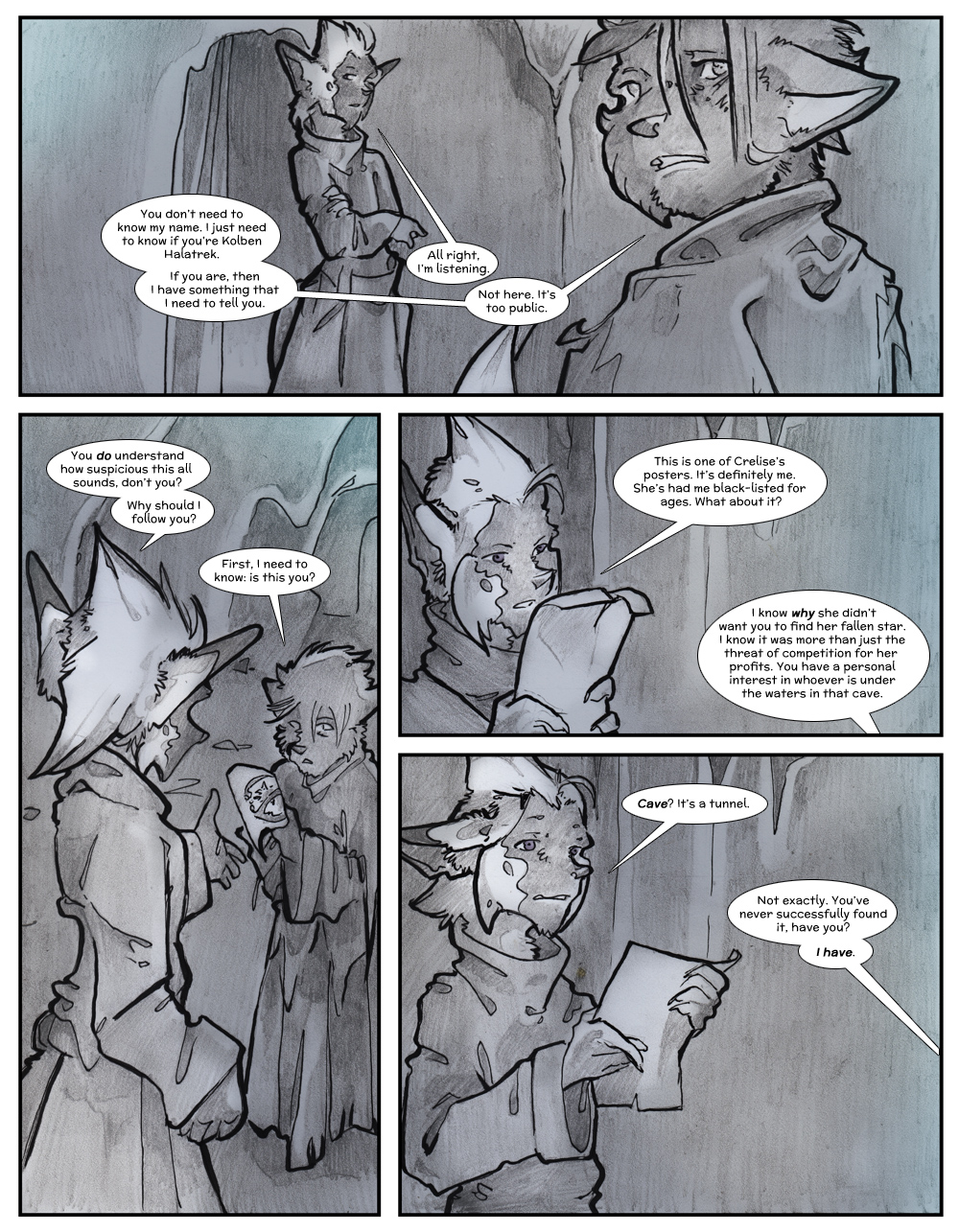 Chapter Three: Jamet's Story: Page 134