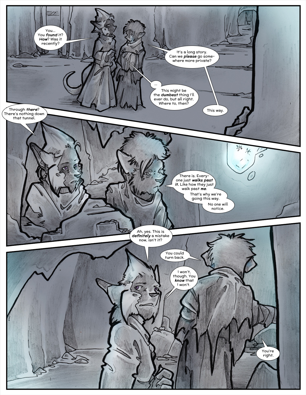 Chapter Three: Jamet's Story: Page 135