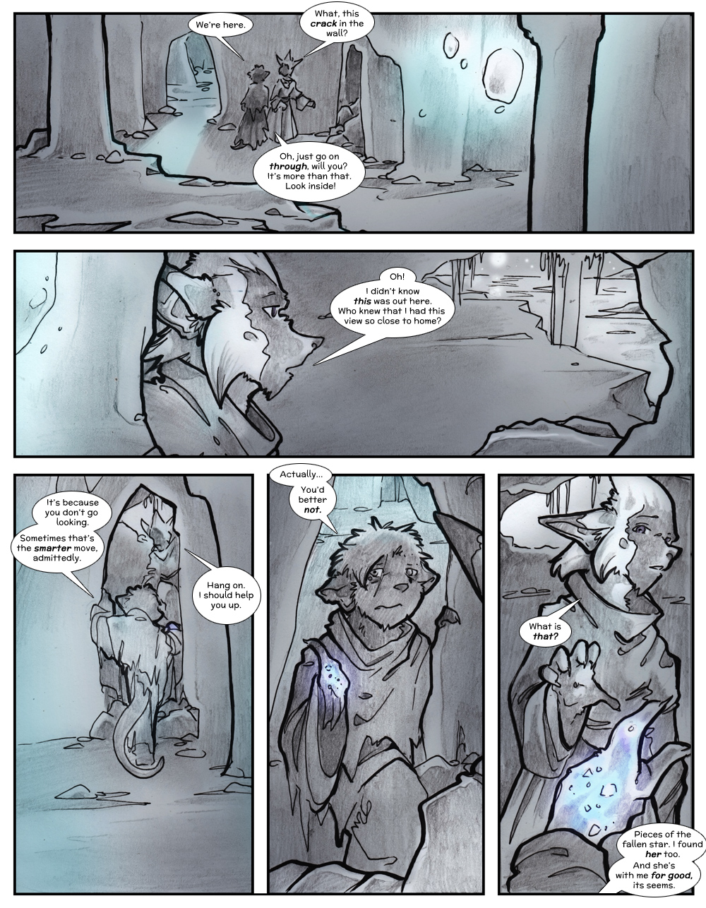 Chapter Three: Jamet's Story: Page 136