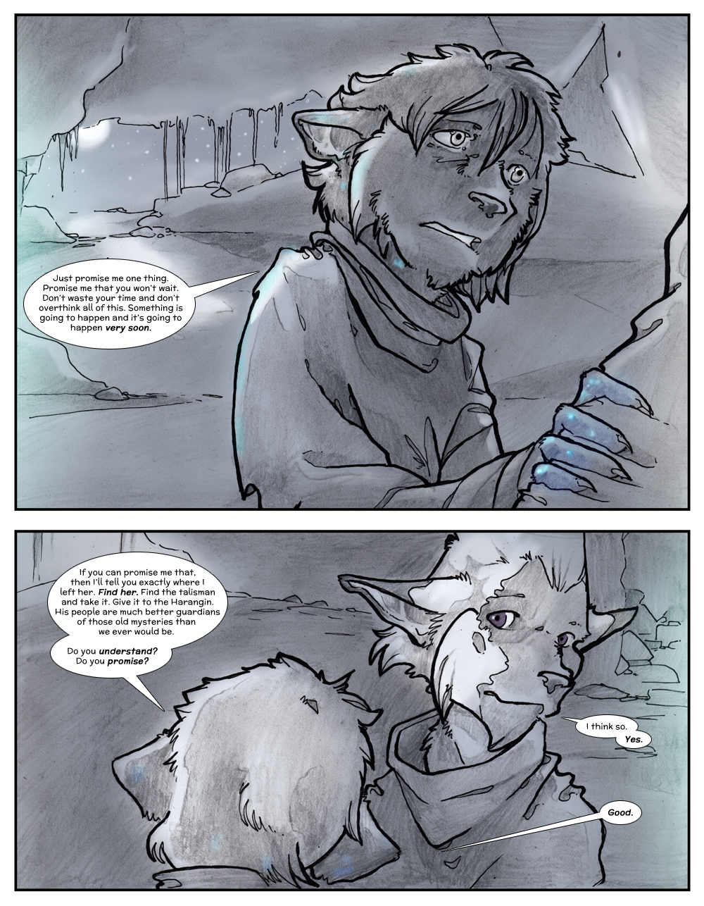 Chapter Three: Jamet's Story: Page 139