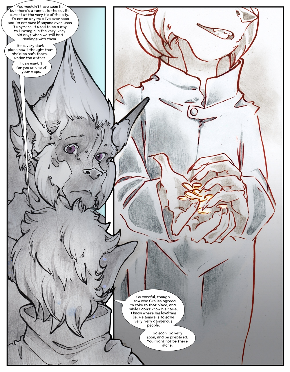 Chapter Three: Jamet's Story: Page 140