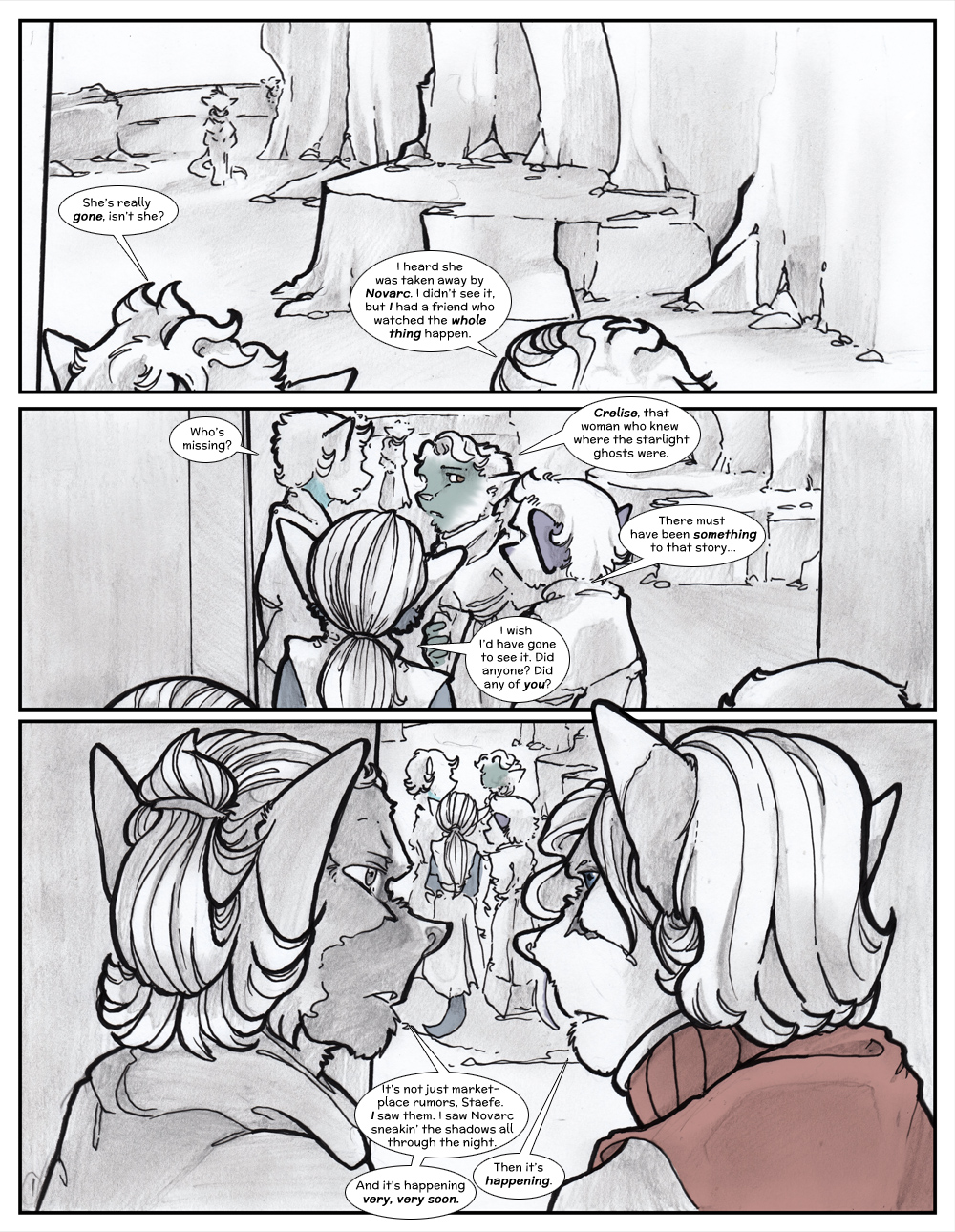 Chapter Three: Jamet's Story: Page 143