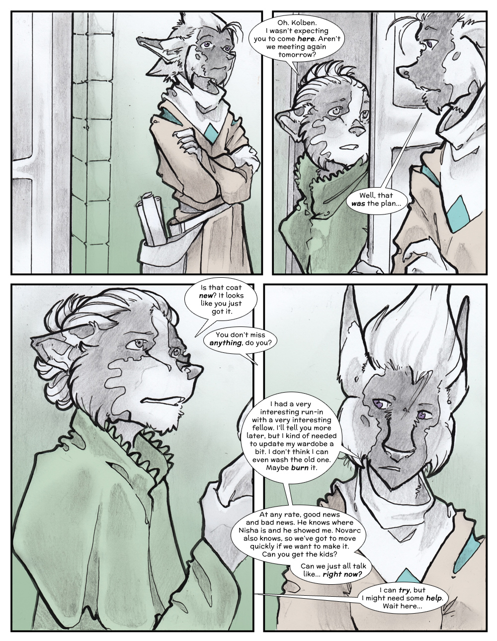 Chapter Three: Jamet's Story: Page 145