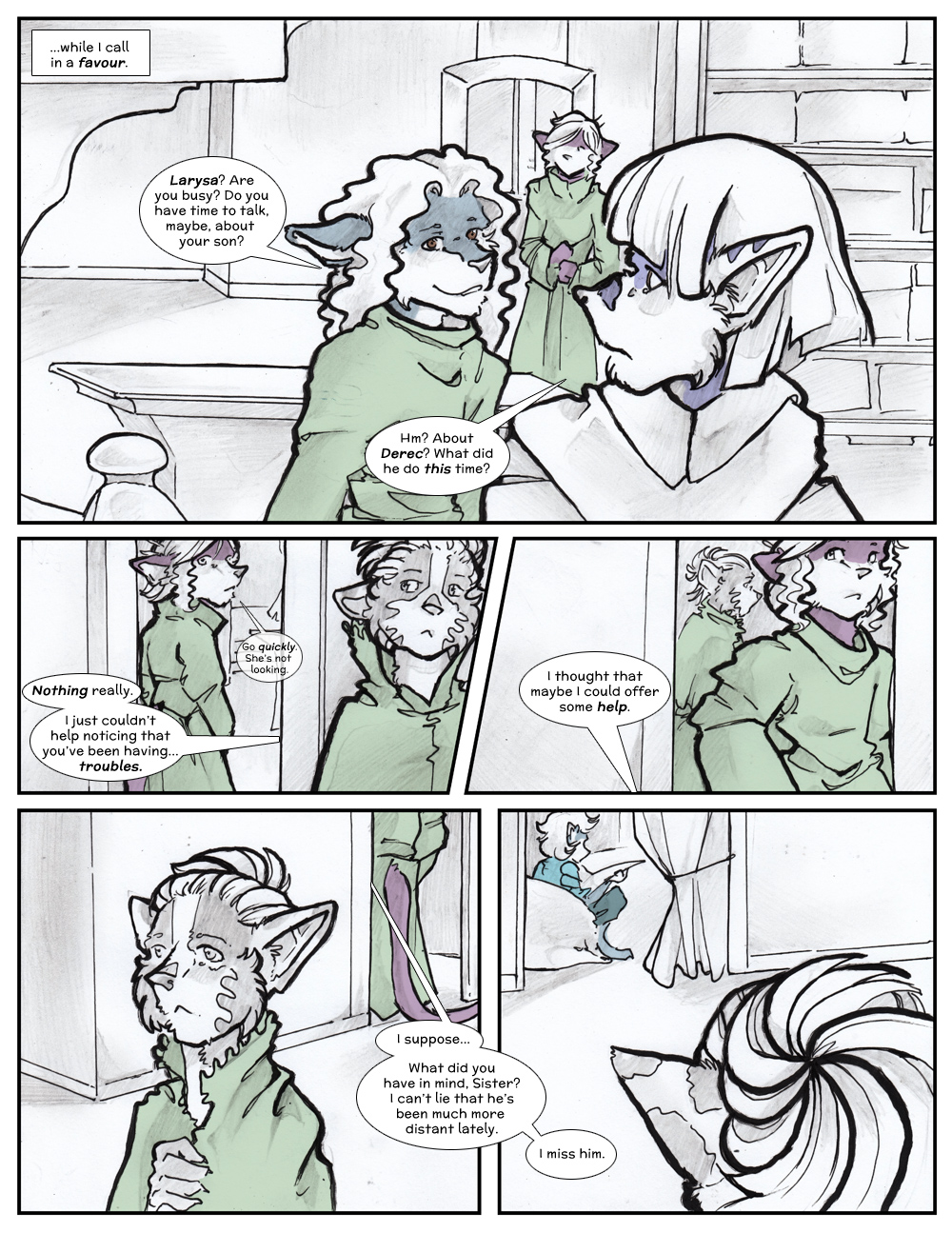 Chapter Three: Jamet's Story: Page 146