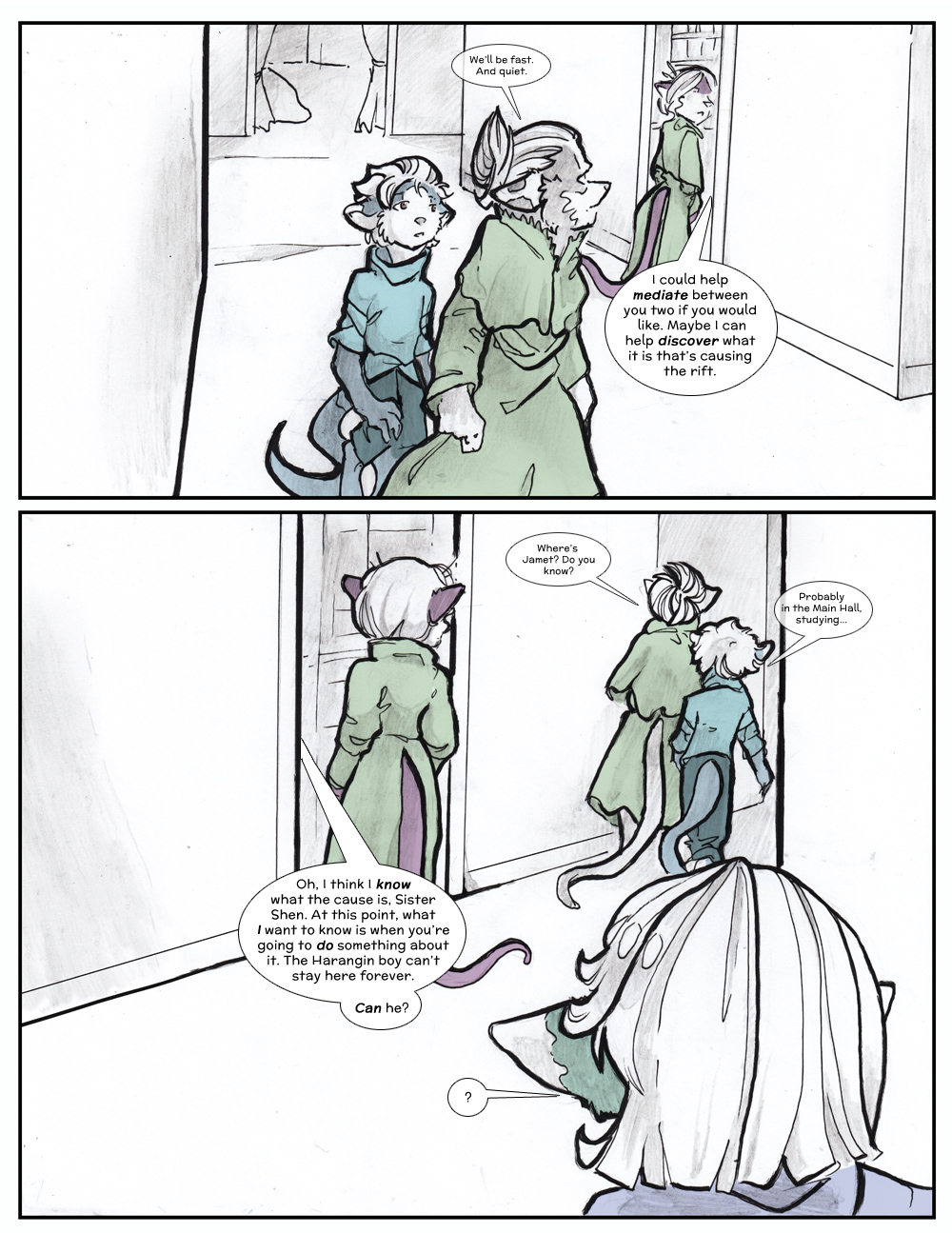 Chapter Three: Jamet's Story: Page 149