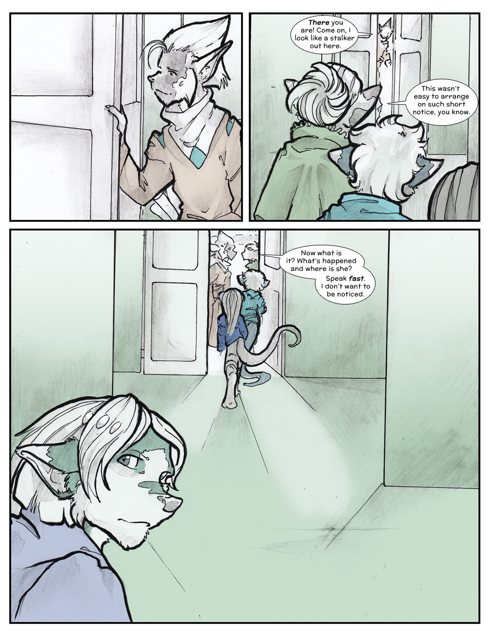 Chapter Three: Jamet's Story: Page 150