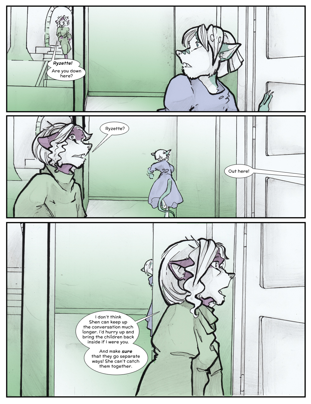 Chapter Three: Jamet's Story: Page 152
