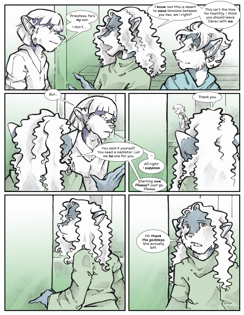 Chapter Three: Jamet's Story: Page 158