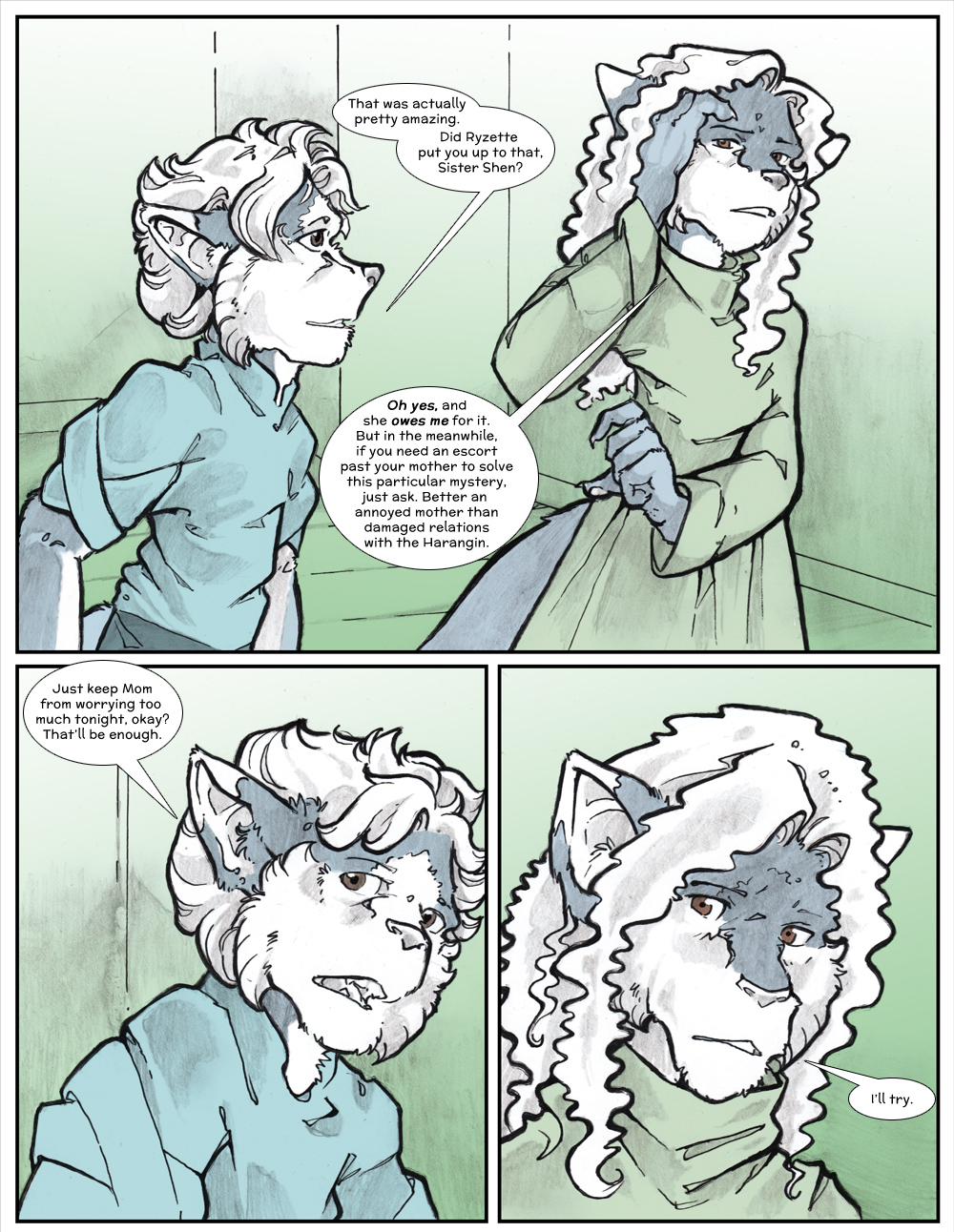 Chapter Three: Jamet's Story: Page 159