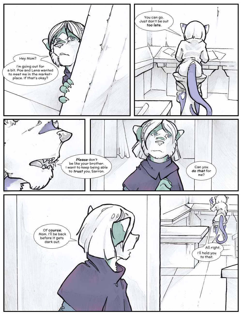 Chapter Three: Jamet's Story: Page 161