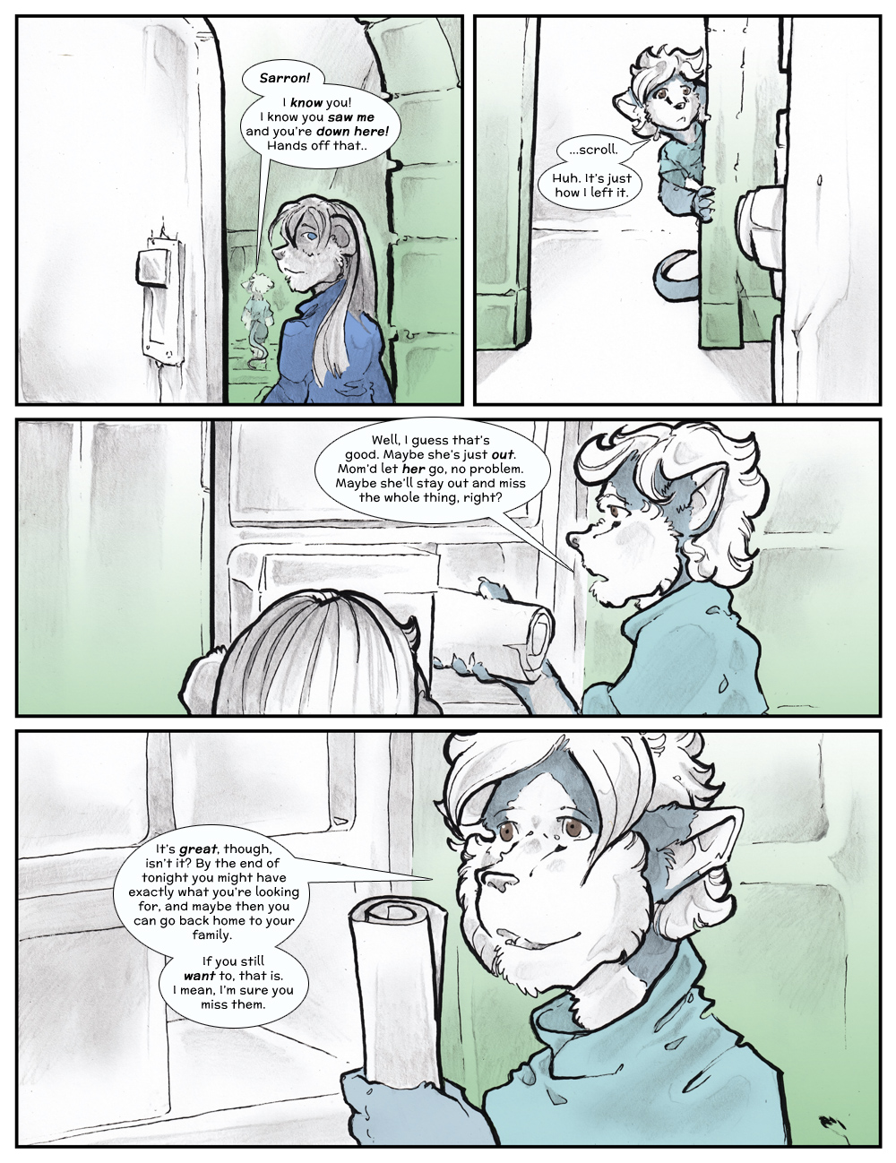 Chapter Three: Jamet's Story: Page 166